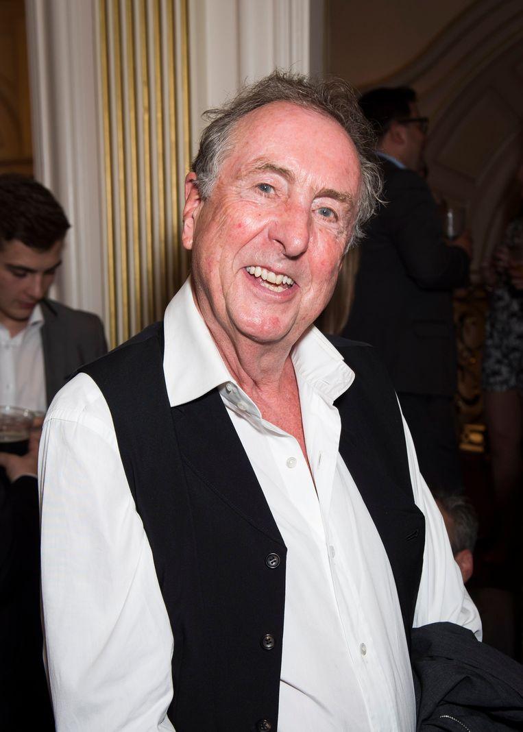 Monty Python-lid Eric Idle heeft grote plannen met 'Spamalot'.