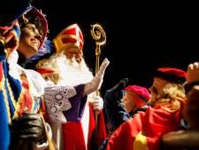 High Five van Sinterklaas voor Elburgse kindertjes