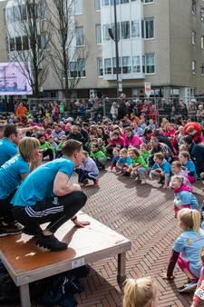 De 20 van Alphen wordt gedragen door honderden vrijwilligers