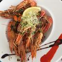 La fraîcheur des poissons et crustacés du port d'Argelès