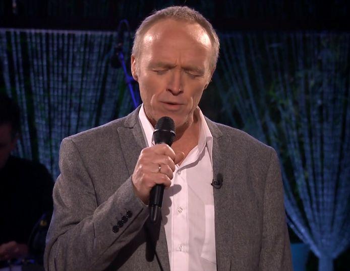 Stef Bos zong Lied voor niemand anders.