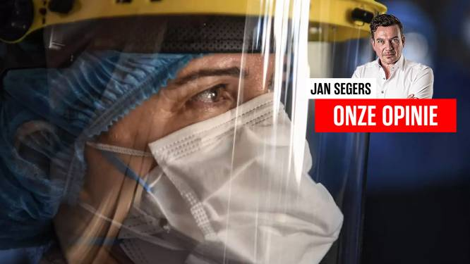Het verdriet van België: 325 doden op één dag verdragen geen vergoelijking meer, schrijft onze editorialist Jan Segers