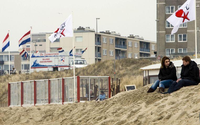 De laagste inkomens waren in 2000 te vinden in Waterland en Zeevang en in 2005 in Zandvoort (foto) en Haarlemmermeer. Foto ANP/Marcel Antonisse Beeld