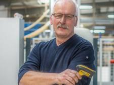 Bert 50 jaar aan het werk bij Van Keulen in Nijverdal, maar nu gaat hij snel met pensioen