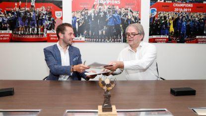 Handtekening van 103 miljoen staat er eindelijk: Eleven ondertekent tv-contract