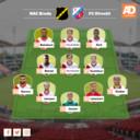 Verwachte opstelling FC Utrecht