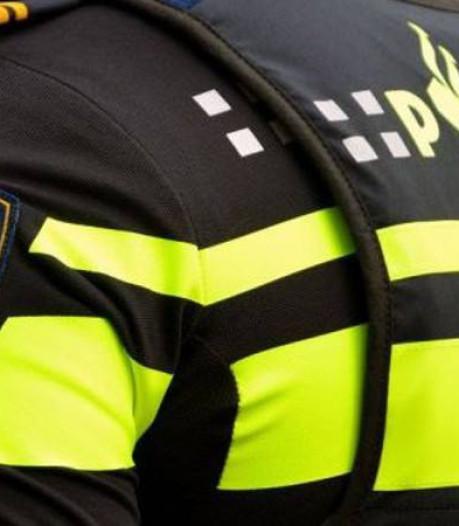 Arrestatie na verkeersruzie op Isselt