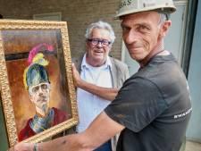 'Man met helm' resultaat van Schaijkse creativiteit