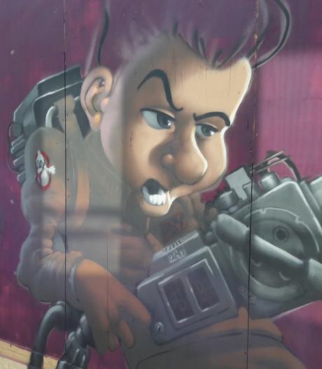 Street Art Festival gaat naar binnen: graffiti-artiesten gaan parkeergarage Pathé opfleuren