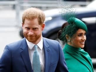 """Prins Harry trekt van leer tegen sociale media: """"Ze hebben een rol gespeeld bij de bestorming van het Capitool"""""""