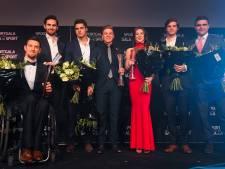 Evenepoel élu Sportif de l'année,  Nina Derwael conserve son titre