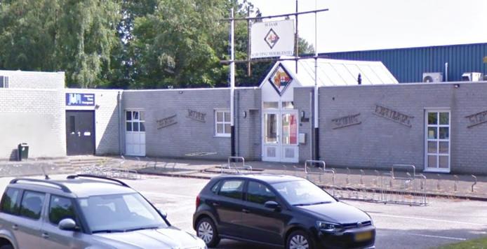 Het jongerenwerk verlaat de locatie aan de Bosstraat.