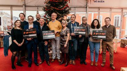 De Warmste Tafel brengt 11.500 euro op voor vier Truiense verenigingen