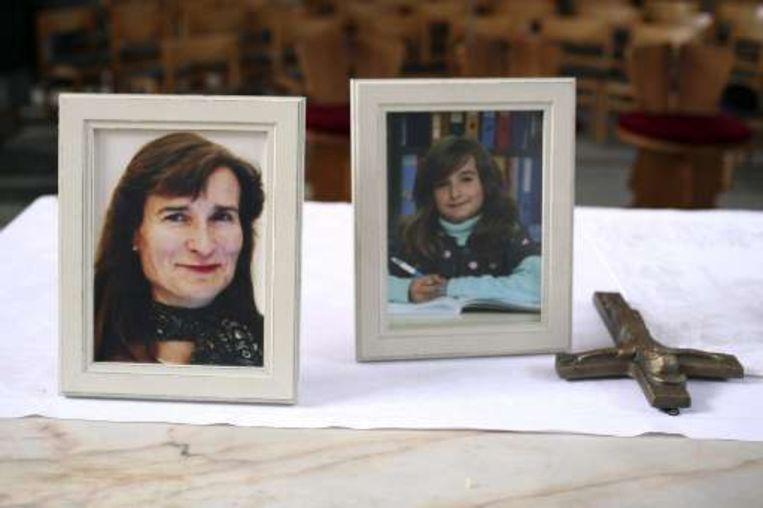 Zaterdag vond de indrukwekkende begrafenisplechtigheid plaats van de vier slachtoffers.