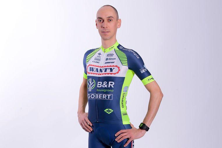 Bart De Clercq reed dit jaar nog geen enkele wedstrijd voor Wanty-Groupe Gobert.