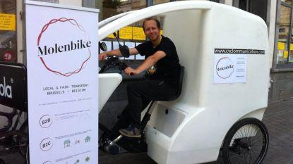 Sint-Pieters-Woluwe gebruikt fietskoeriers voor administratieve post