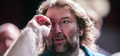 Andy Fordham geeft clinic in café