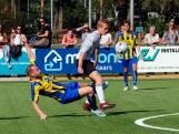 De Valk wint Valkenswaardse derby; RKVVO en Sparta'25 scoren er op los