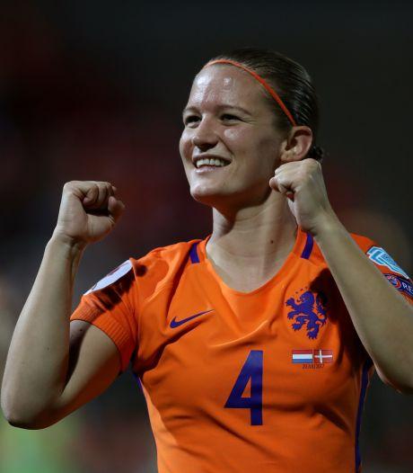 Mandy van den Berg naar PSV: 'Ik doe alles op gevoel en was direct enthousiast'