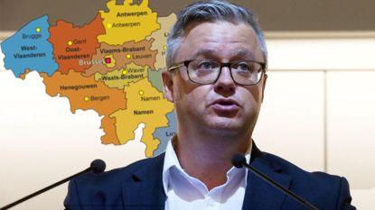 """Politicoloog Carl Devos: """"De provincies afschaffen? Zou ik niet meer doen"""""""
