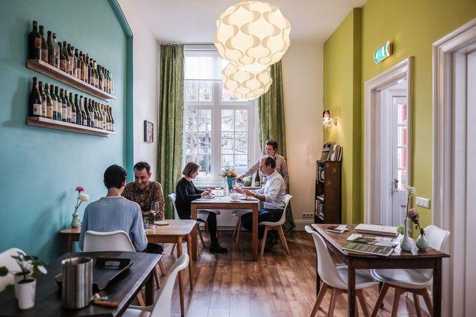 JV 09022019 De Steeg Restaurant Avelon voor over de Tong / Foto : Jan Ruland van den Brink