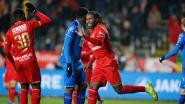 Sterke Mbokani gidst Antwerp met twee goals naar verdiende zege tegen AA Gent