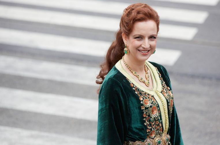 Prinses Lalla Salma