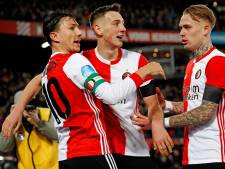 Berghuis looft Feyenoord: 'Er zit zoveel energie in Bozenik'