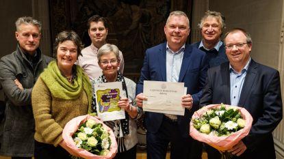 In 2018 bestuurder van dood gered, nu in bloemetjes gezet door Boechout: gemeente eert lokale helden