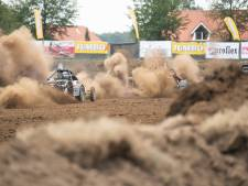 Finales NK autocross met after party in Albergen