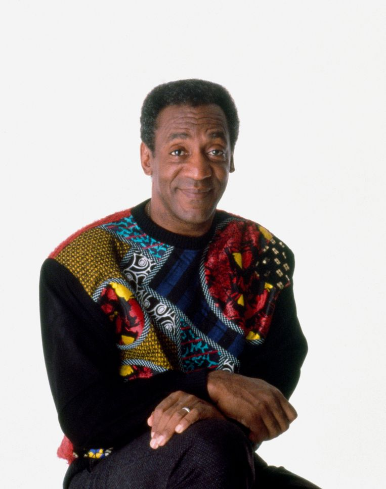Bill Cosby als Dr. Heathcliff 'Cliff' Huxtable. Beeld NBCUniversal via Getty Images