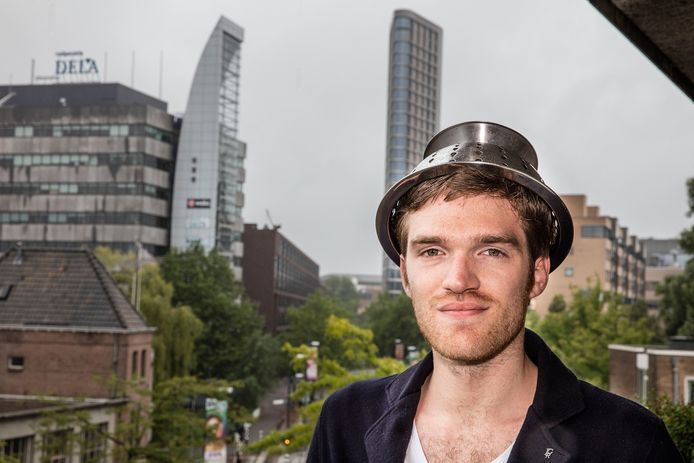Eindhovenaar Mathé Coolen mét vergiet.