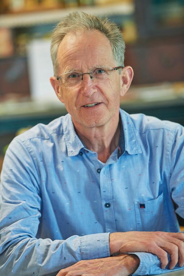 Piet Huvenaars.
