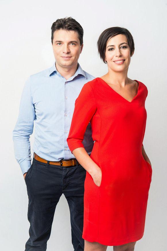 Michaël zal 'De Ochtend' samen met Sara Vandermosten presenteren.