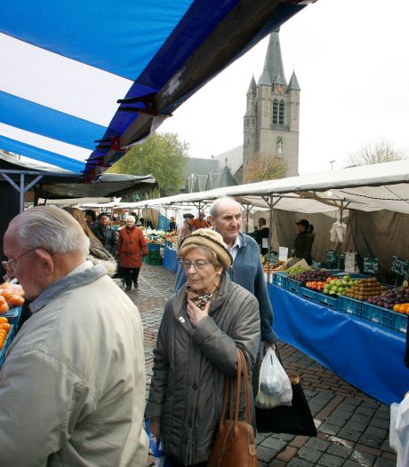 Kooplui in Valkenswaard in onzekerheid over weekmarkt