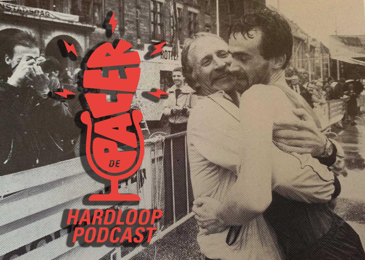 Podcast De Pacer over de marathon van Rotterdam van 1981.