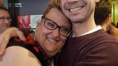 """Slechtziende Inge is de hevigste fan van Sam Gooris: """"Ik ben al 28 jaar verliefd op hem"""""""