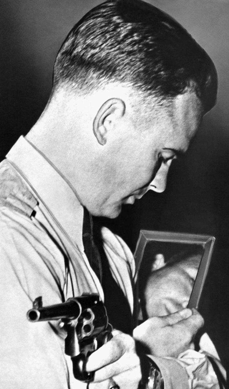 Walter Walsh op een foto uit 1937.
