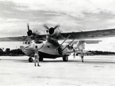 Laatste amfibische vliegboot Catalina in Nederland krijgt een facelift