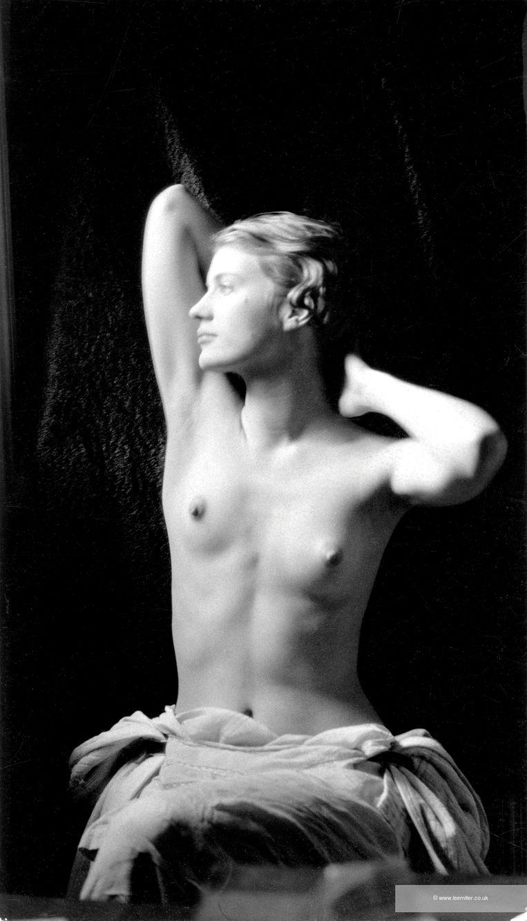 Zelfportret van Lee Miller. Beeld Lee Miller Archives