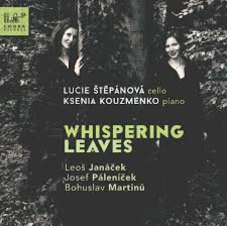 Whispering Leaves Beeld Cobra Records