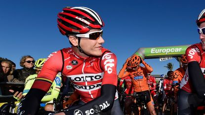 Vervaeke (Lotto-Soudal) en Vanbilsen (Cofidis) geven op in Ruta del Sol