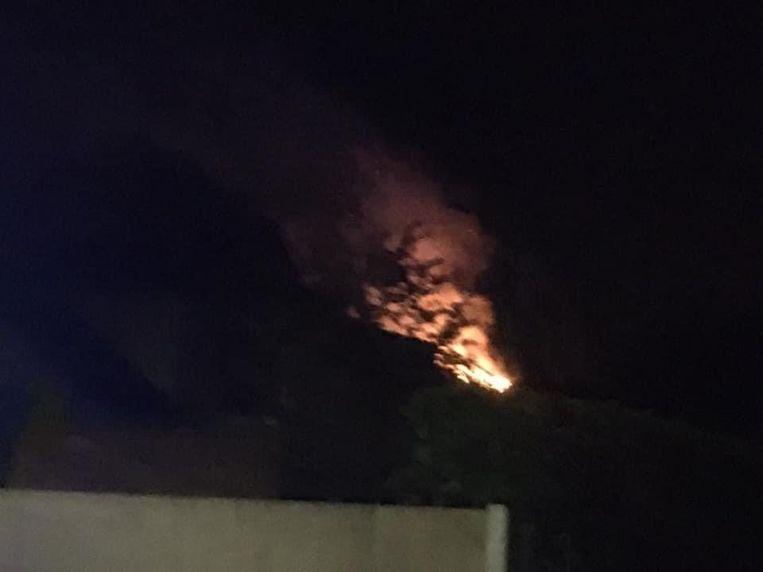 ITEGEM - De brand in het appartementsgebouw langs de Hallaartstraat in Itegem (Heist-op-den-Berg) woedde bijzonder hevig en richtte heel wat ravage aan.