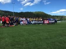 Vitesse, NEC en De Graafschap eren Nouri tijdens oefencampagne