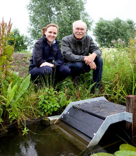 Hoogheemraadschap geeft geld voor waterprojecten inwoners Stichtse Rijnlanden