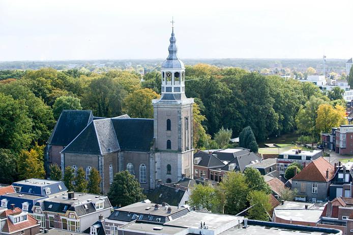 De Grote Kerk in Amelo laat morgen in navolging van veel andere kerken in Nederland de klokken luiden.