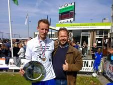 Gert-Jan van Leiden promoveert ook met zijn vierde club