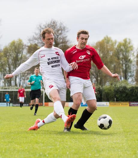 Concordia W-Silvolde dinsdag eerste halve finale Achterhoek Cup