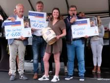 Haringparty Ootmarsum: ruim 11.000 euro voor het goede doel
