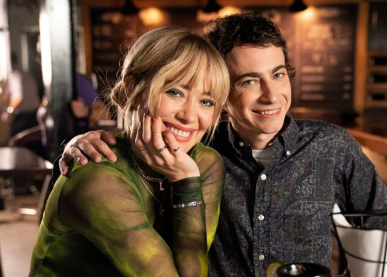 Hilary Duff (Lizzie) en Adam Lamberg (Gordo).